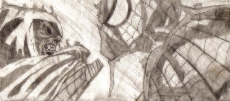 Spider-Man / Green Goblin