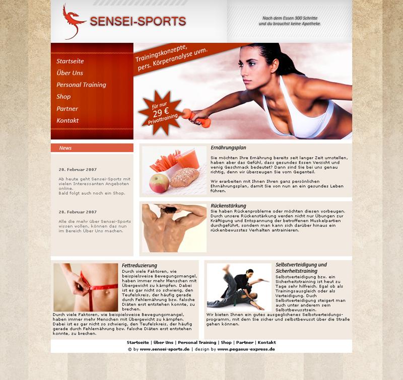 Sensei-Sports