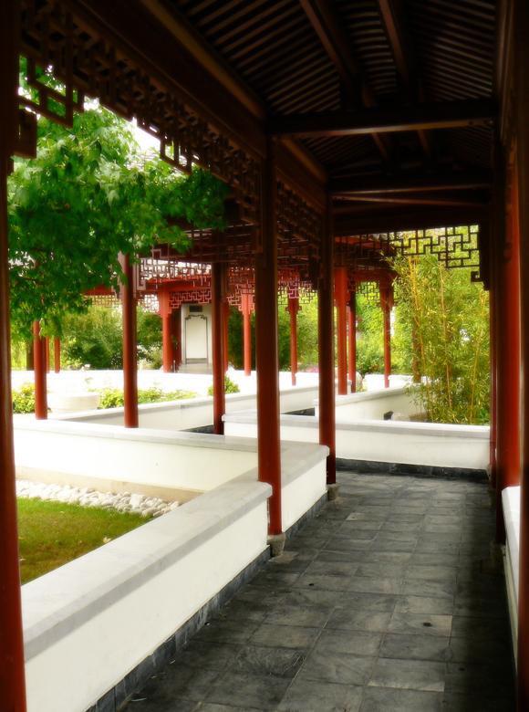 Chinese Garden in Berlin