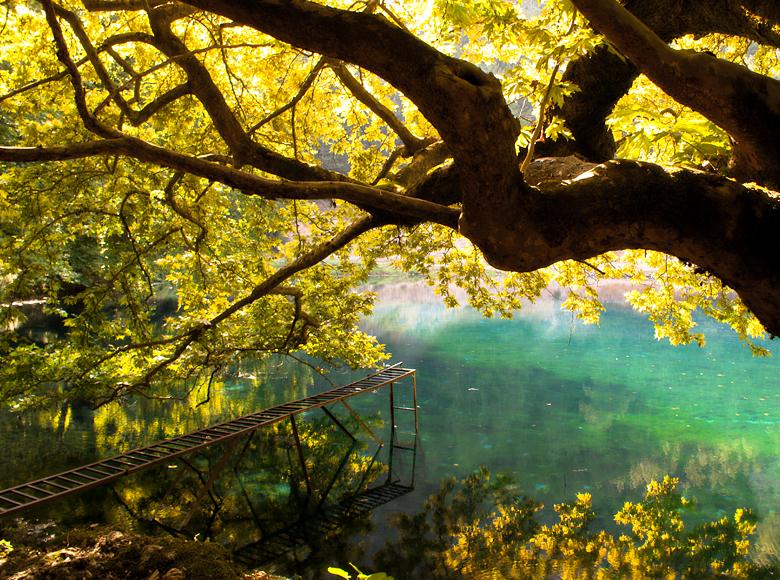 Springs of Louros